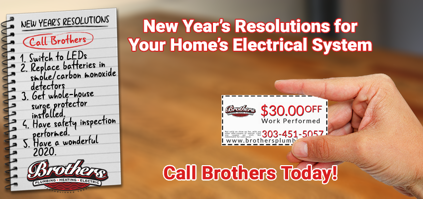 Five New Years Resolutions for your Electrical System banner image