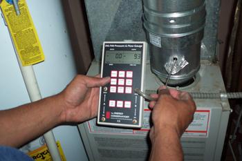 Denver carbon monoxide testing image