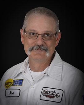 Ron Stainbrook Team Member Since October 2013