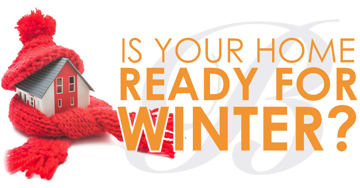 is your home ready for winter