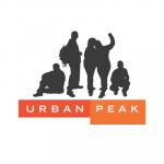 Urban Peak logo - Brothers gives back